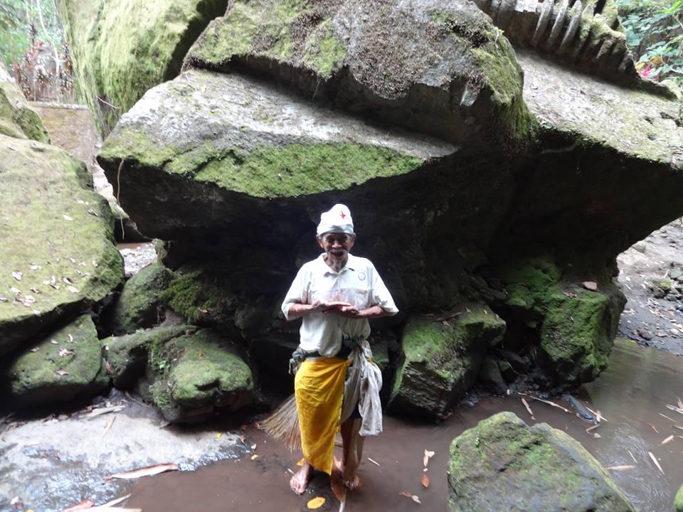 Balinesischer Mann - Foto: Su Si