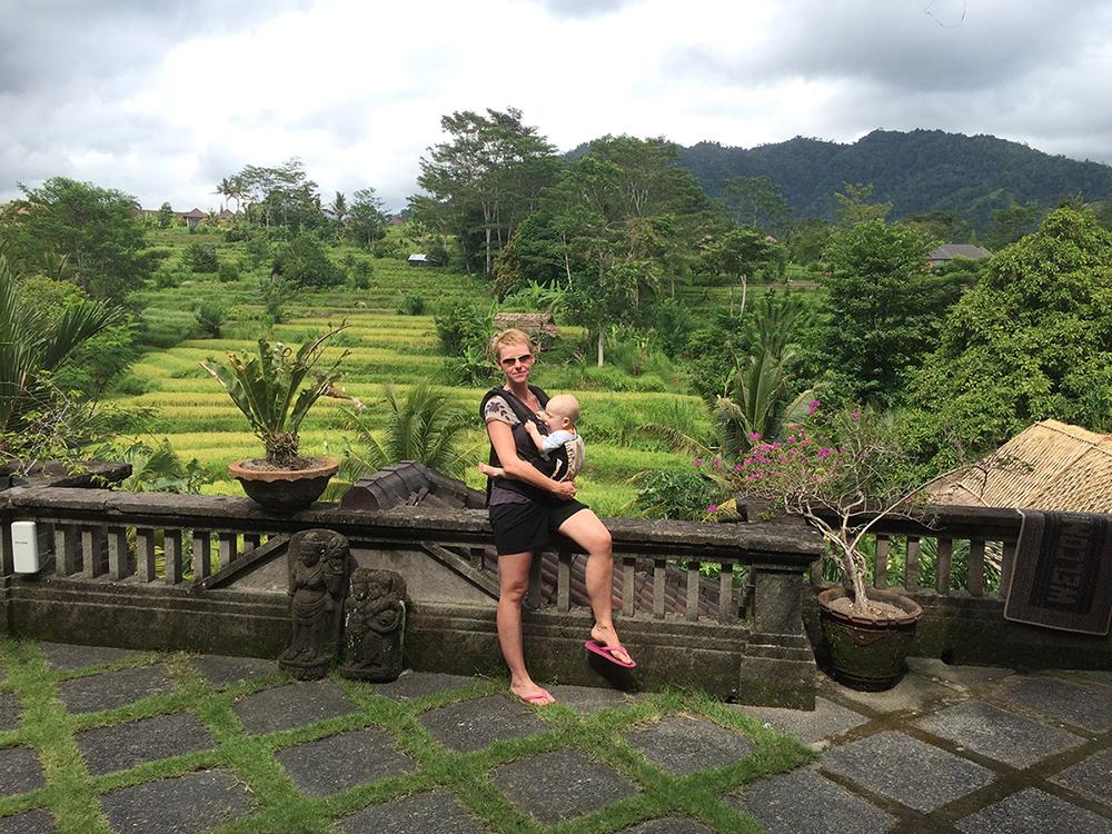 Bali mit Baby 1.2. ©Gabriela Urban