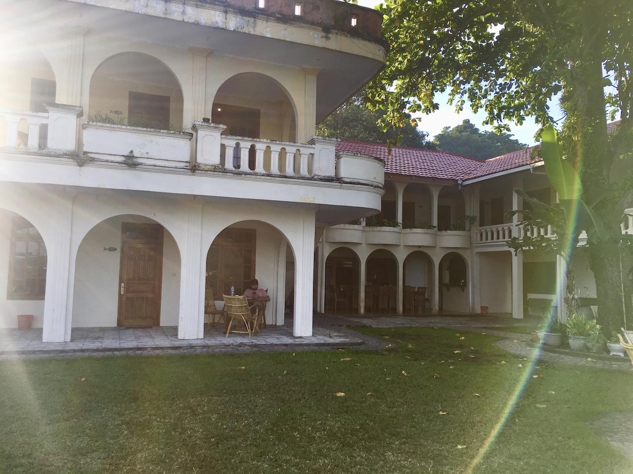 Banda-Inseln-Banda-Neira-Baba Lagoon Hotel