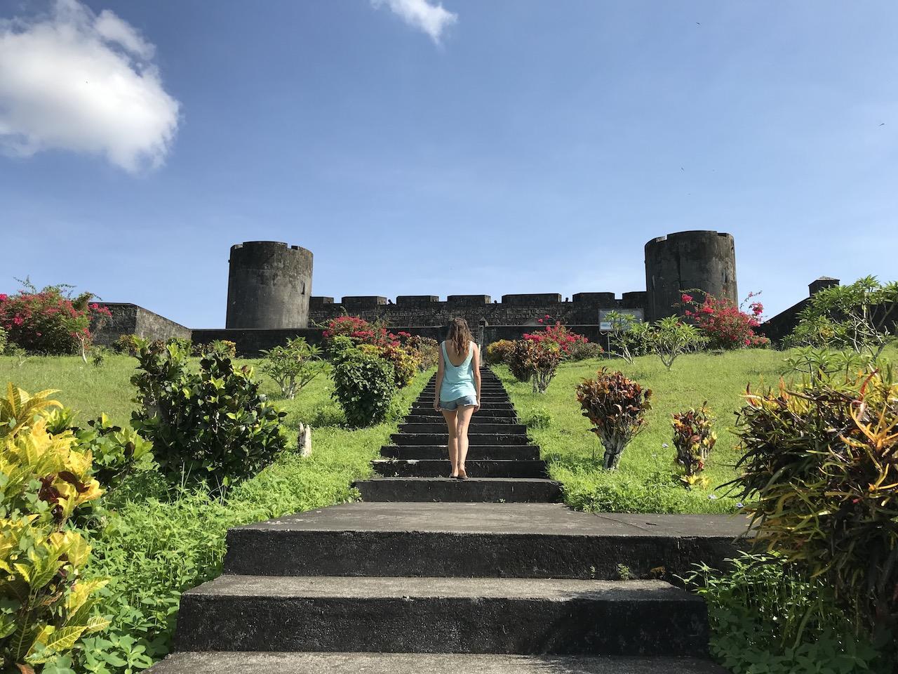 Banda-Inseln-Banda-Neira-Fort Belgica