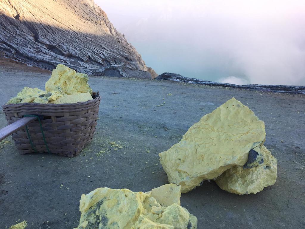 Banyuwangi-Ijen-Krater