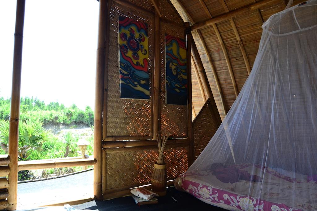 Bett Hütte