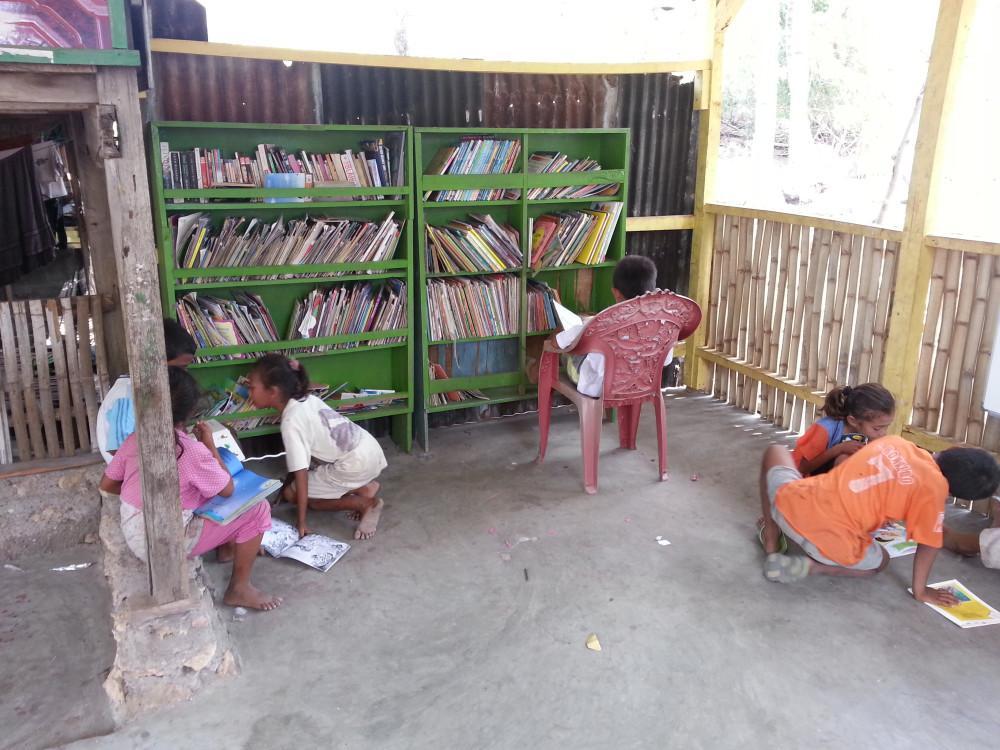 Rinca-Bibliothek