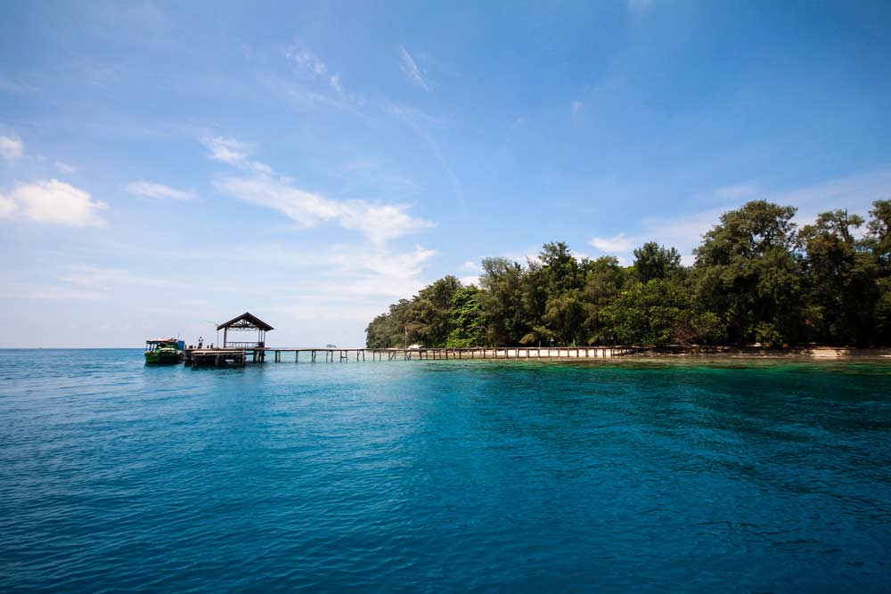 Thousand Islands Indonesien