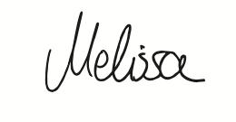 Unterschrift-Melissa