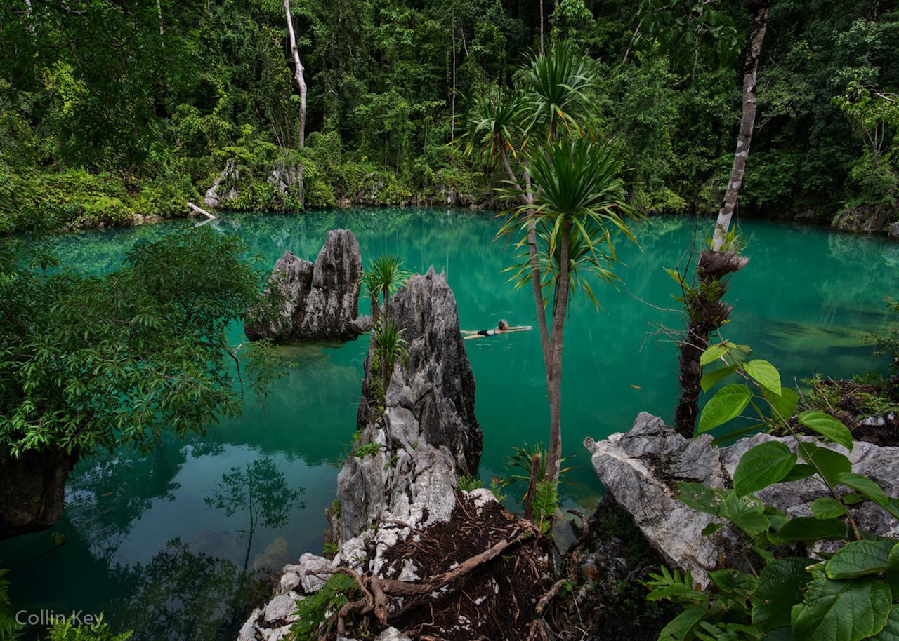 Blue Lagoon Pulau Labengki