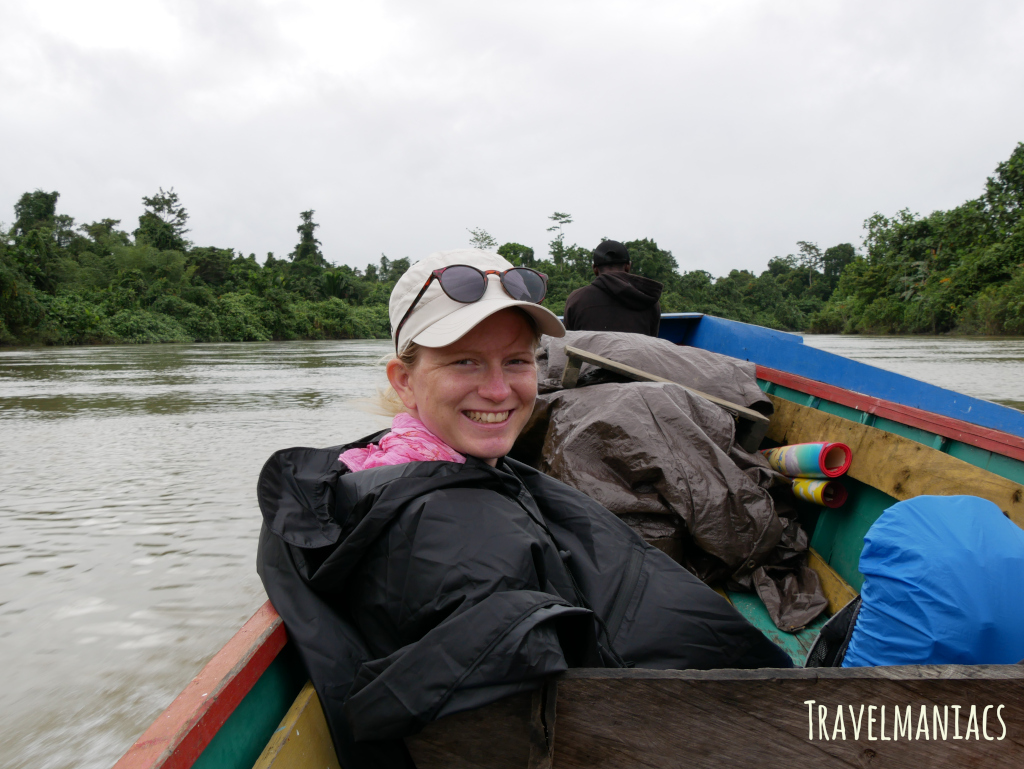 Bootsfahrt Papua