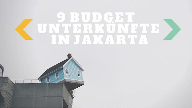 Budget Jakarte Unterkunft