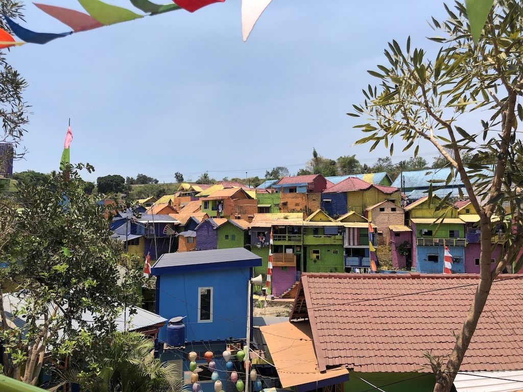 Buntes Dorf Malang