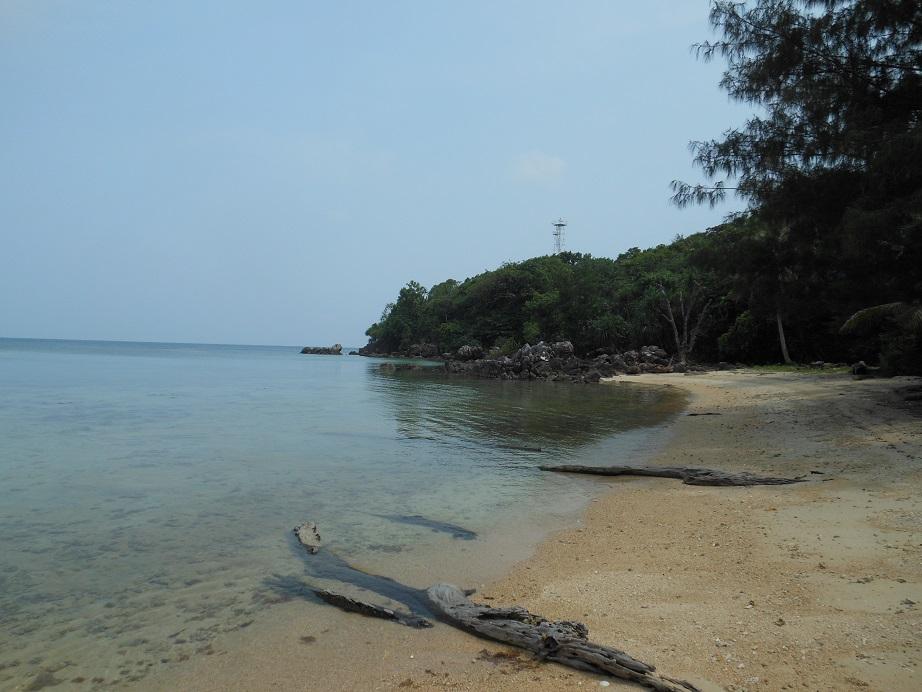 Karimunjawa Strand