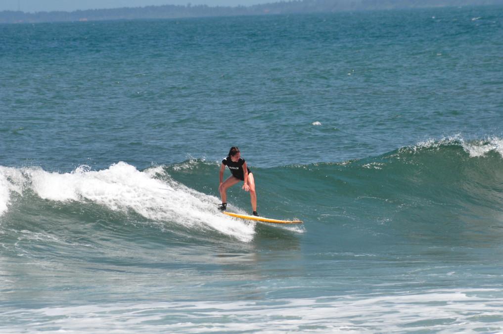 Petra surfen Medewi