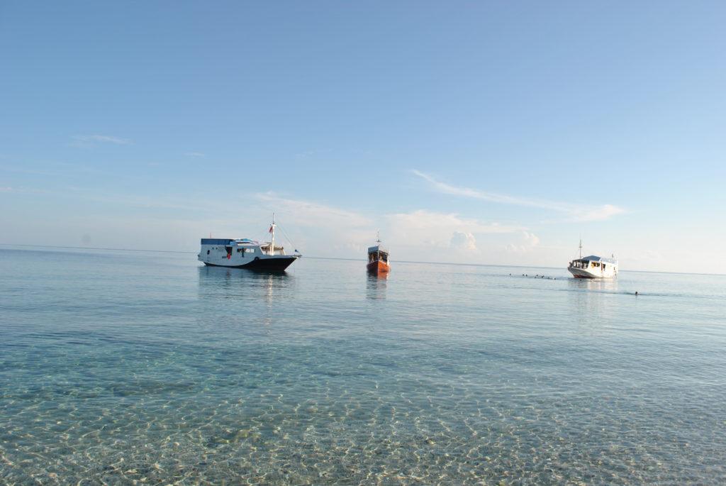 Mit dem Boot von Lombok nach Flores