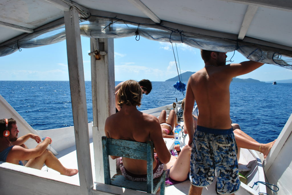 Boot Trip von Lombok nach Flores