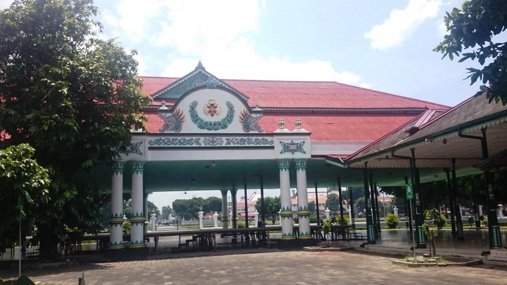 sultan-palast-Yogyakarta