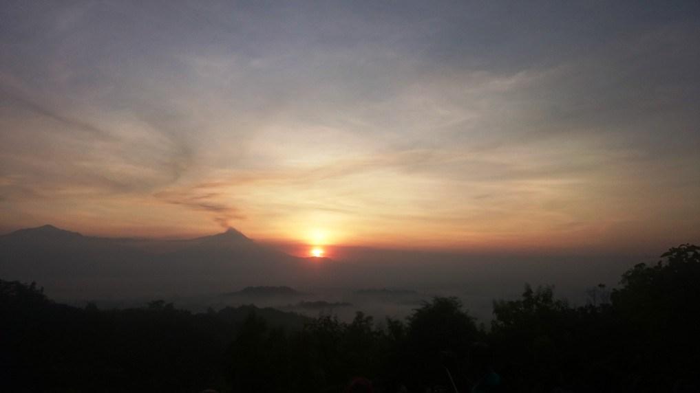 Yogyakarta-Gunung Merapi