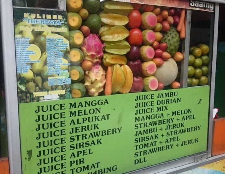 Getränke Fruit Juice