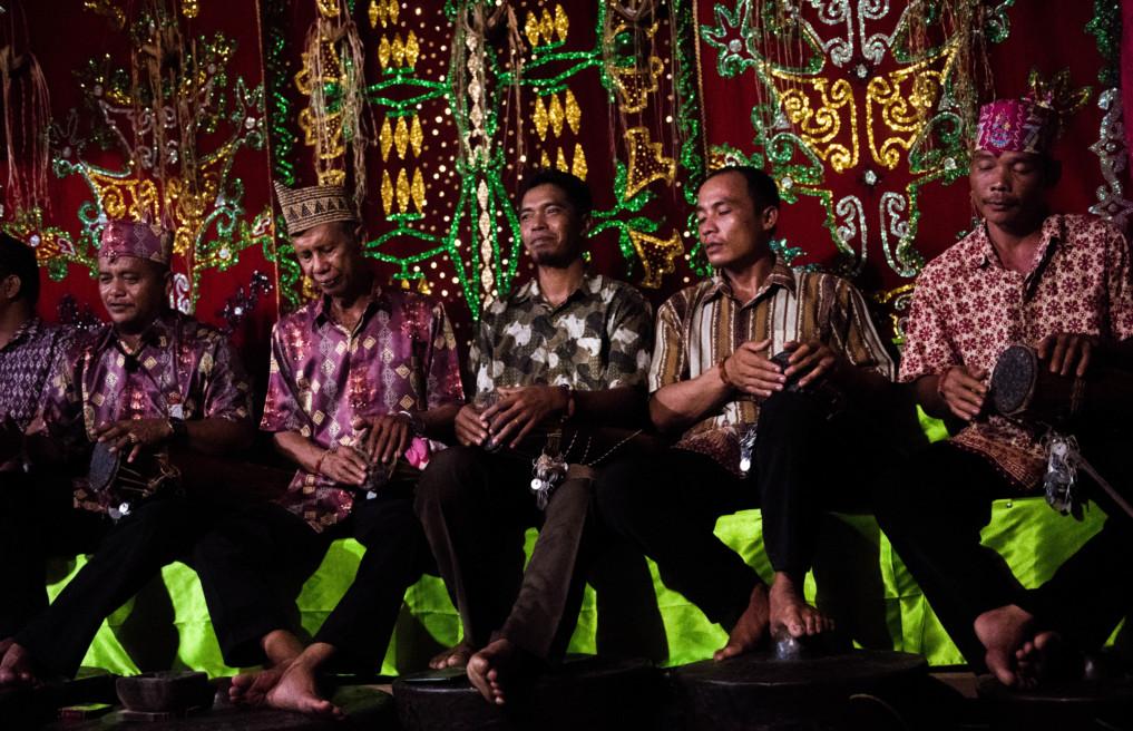 Die Basire beim großen Balian