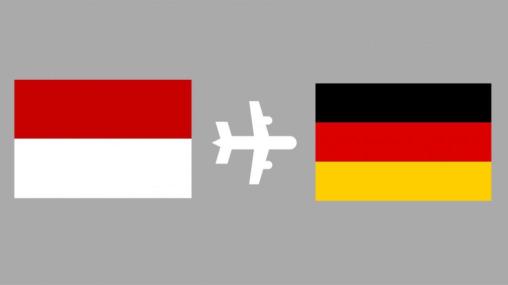 Deutschland-Visum für Indonesier (1)