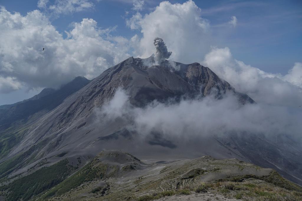 Doro Api Sangean Vulkan 3