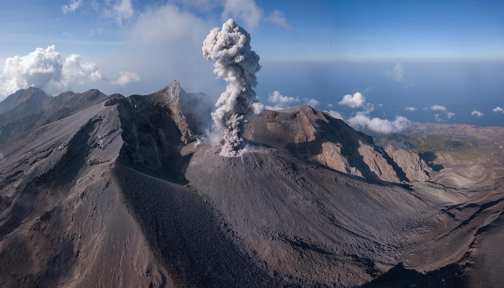 Doro Api Sangean Vulkan 4