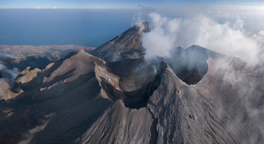 Doro Api Sangean Vulkan 5