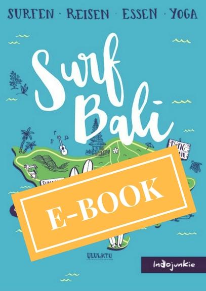 Surf Bali E-Book
