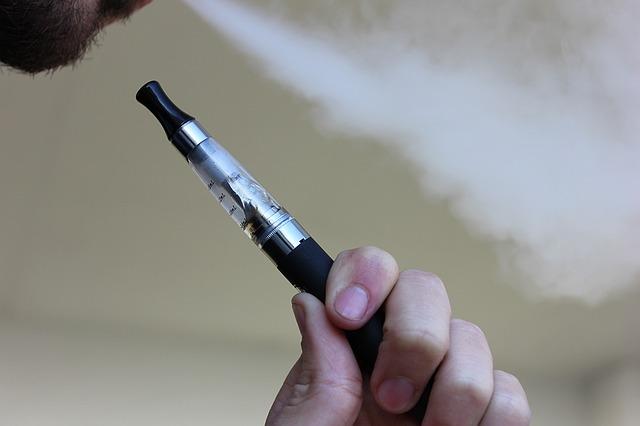 E-Zigarette Urlaub