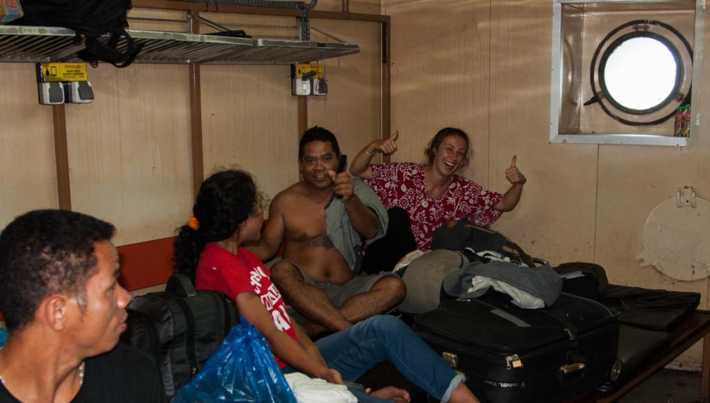 Fähre Indonesien - Von Bali nach Sulawesi