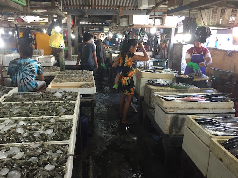 Fischmarkt Jimbaran