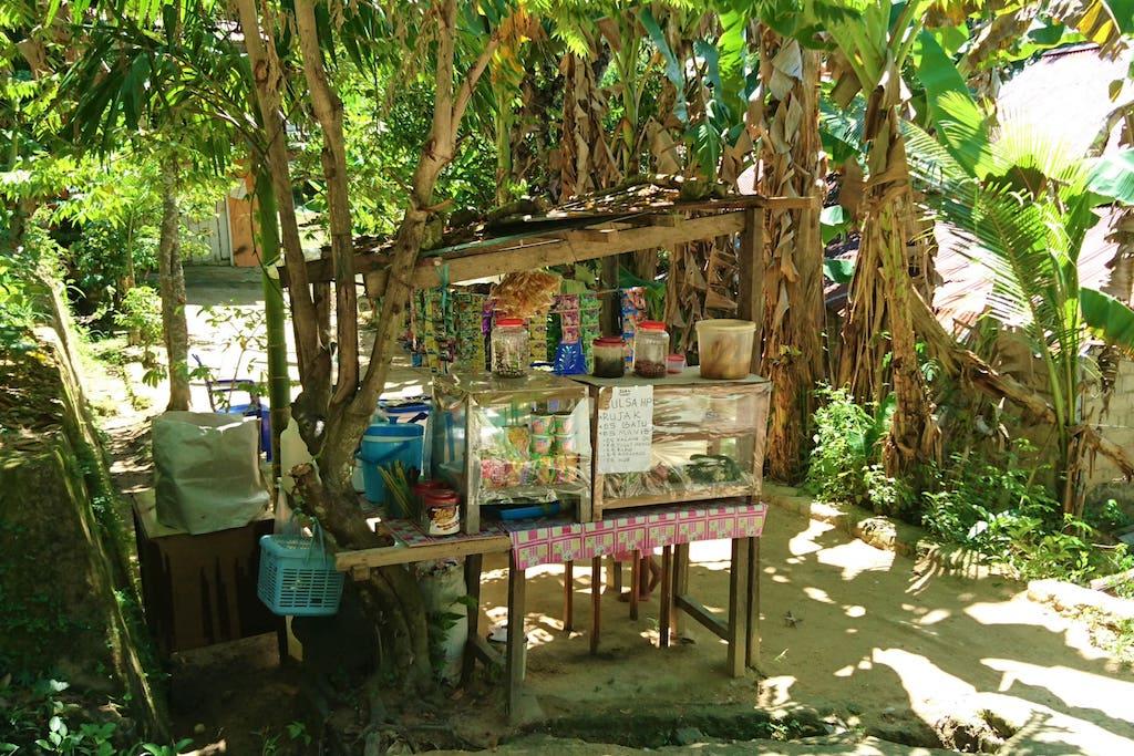 Food Stall Sorong