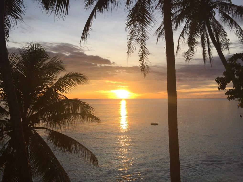 Freddies Pulau Weh Sonnenaufgang
