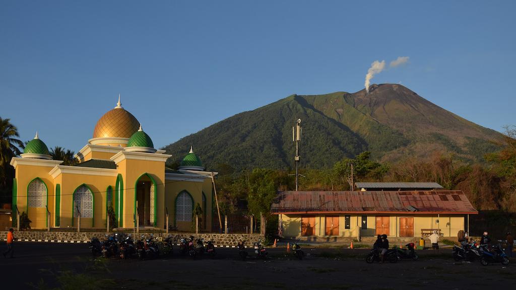 Gamalama-Vulkan-Indonesien