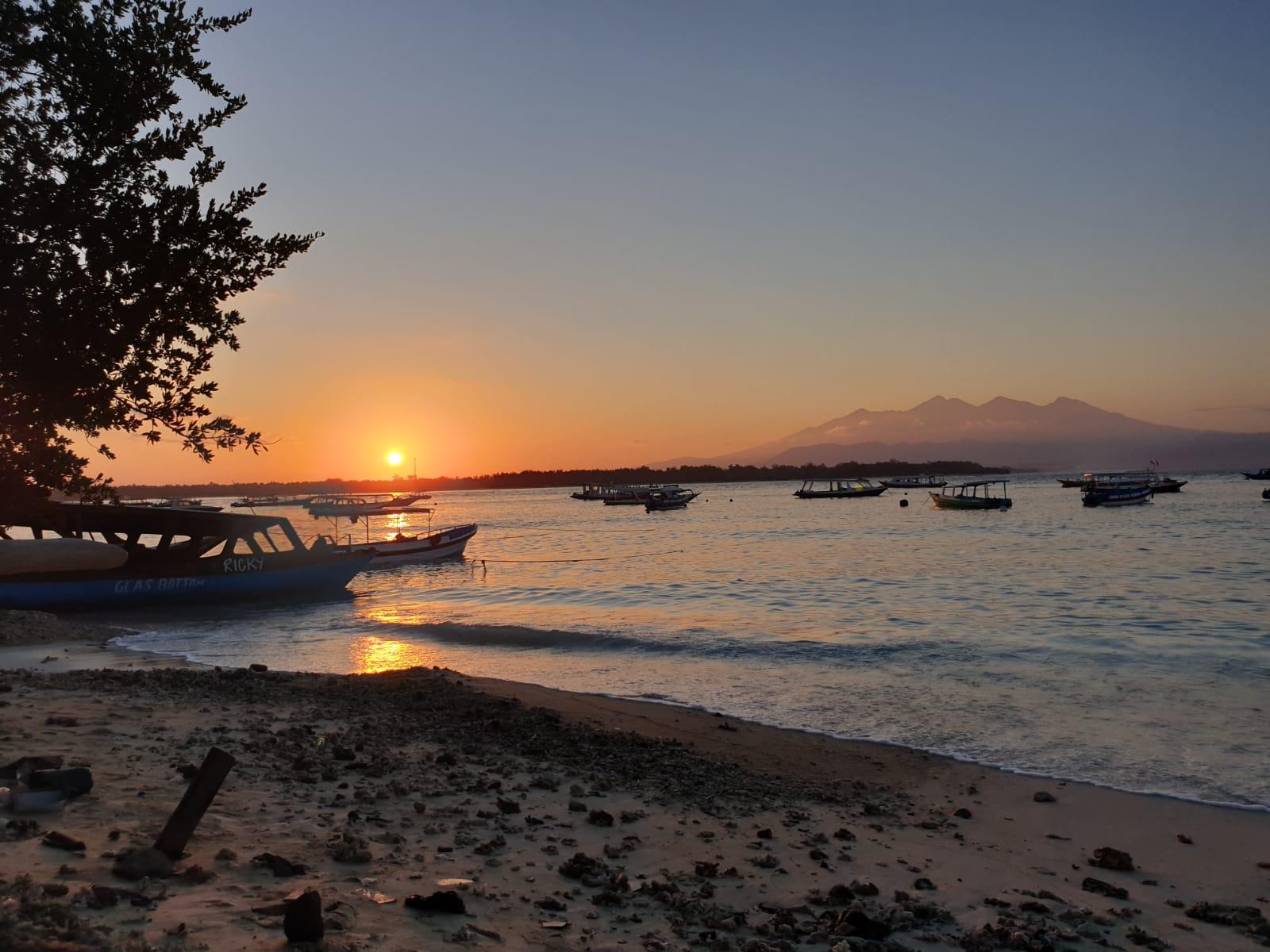 Gili Trawangan Sunsets