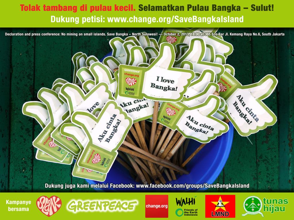 Grüne Daumen für Bangka