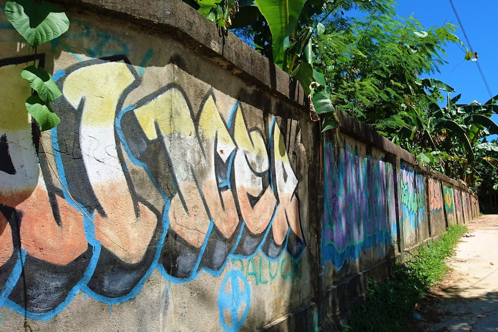 Graffiti Sorong