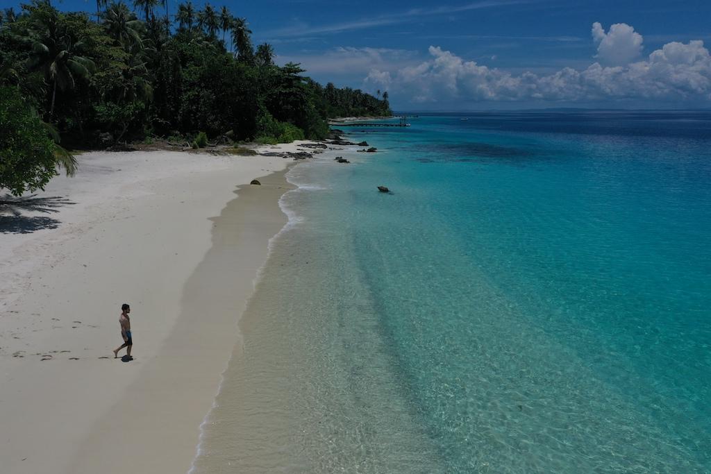 Hinako Islands pulau asu