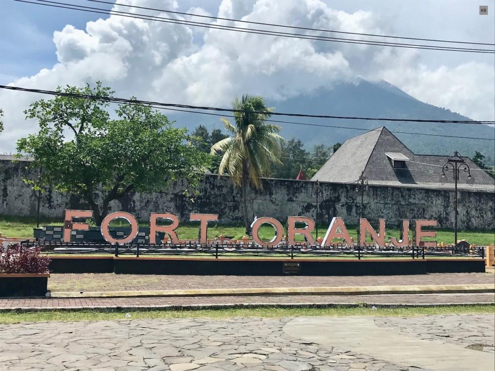 IJ_Fort Oranje Ternate