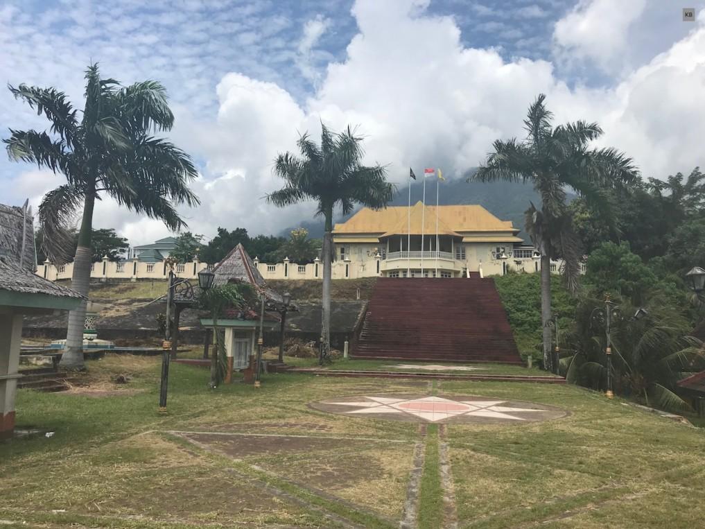 Sultan Palace in Ternate
