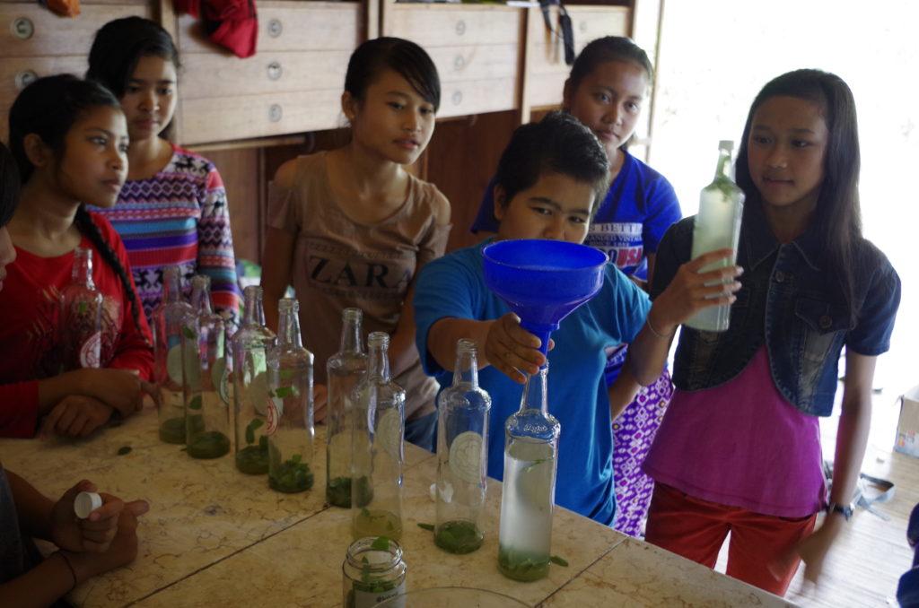 Freiwilligendienst Bali