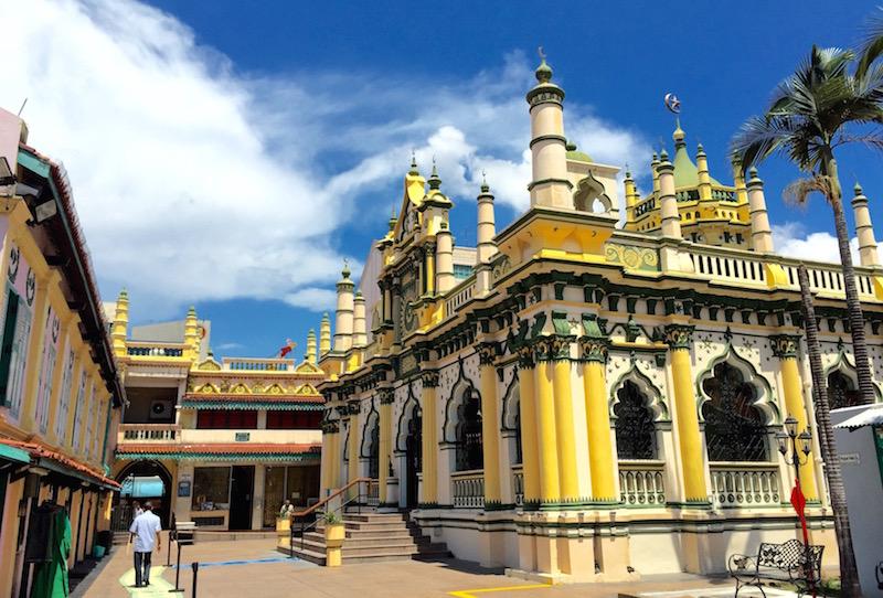Moschee Singapur