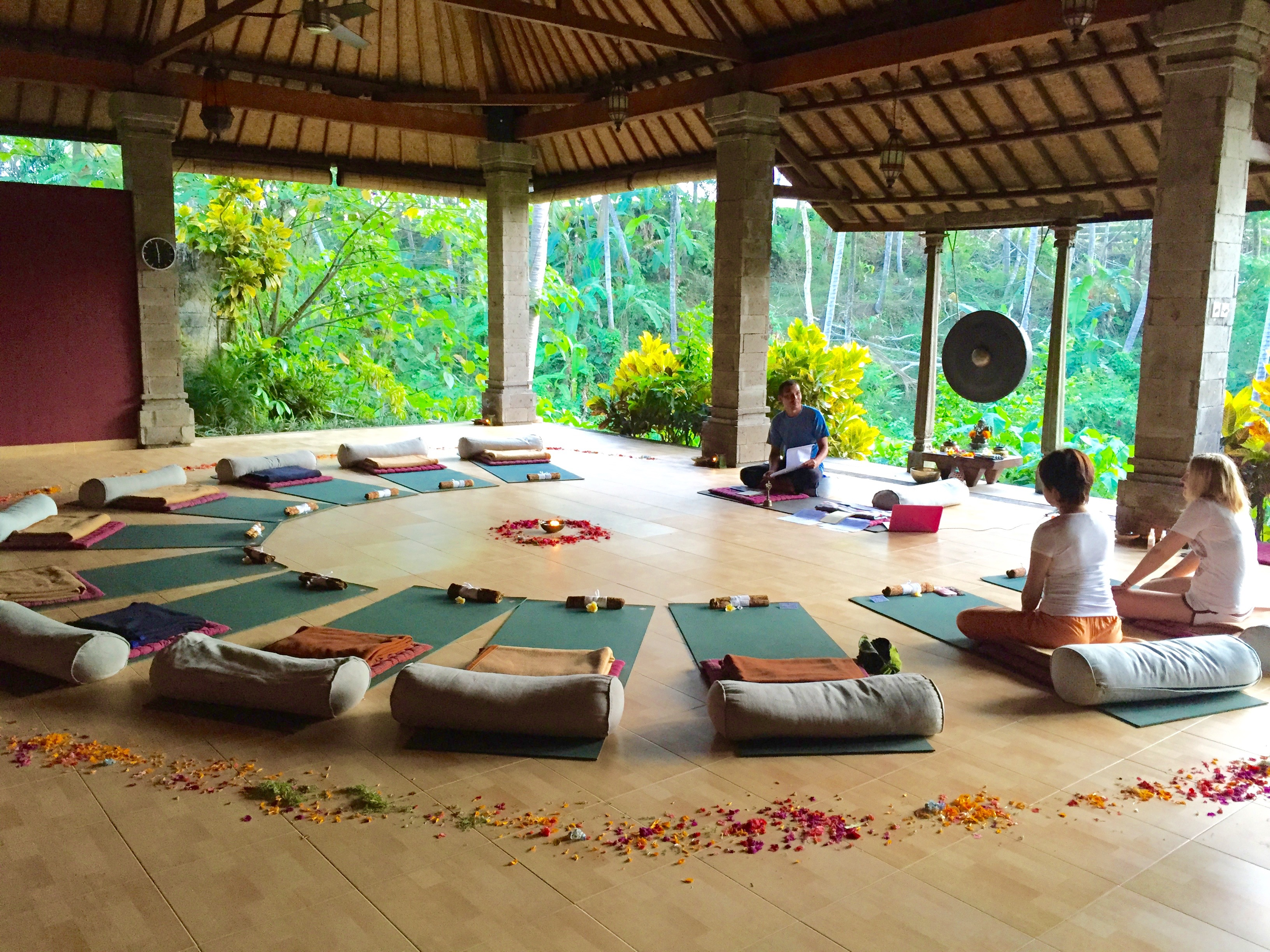 Bali Yoga Retreat