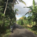 Fahrradtour Indonesien