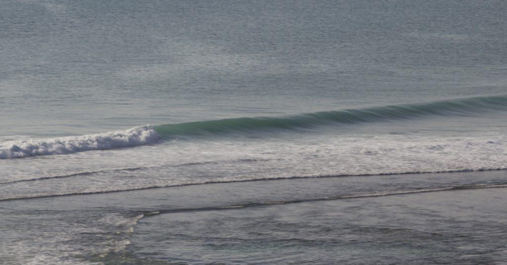Baby Padang bei Low Tide