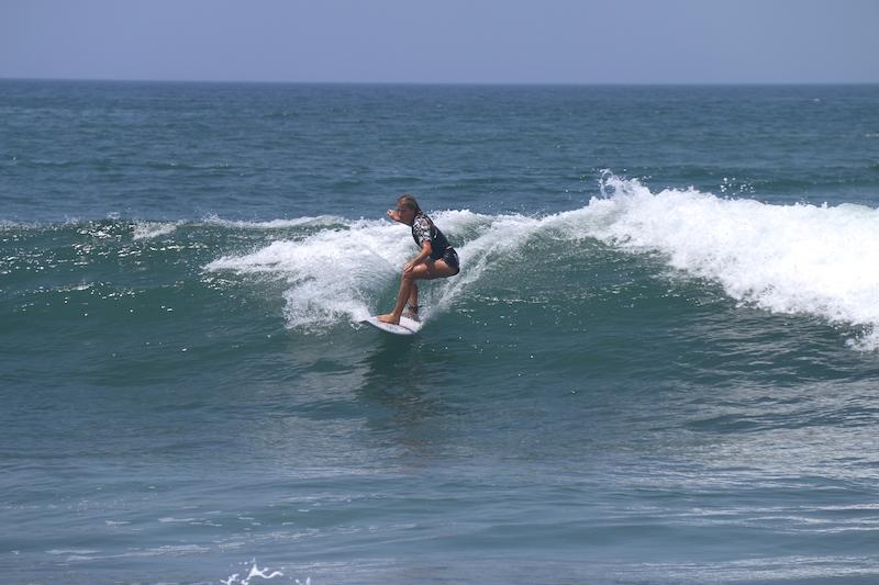 Emma surf