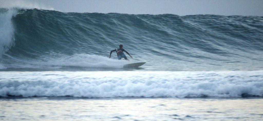 Surfen-Indonesien