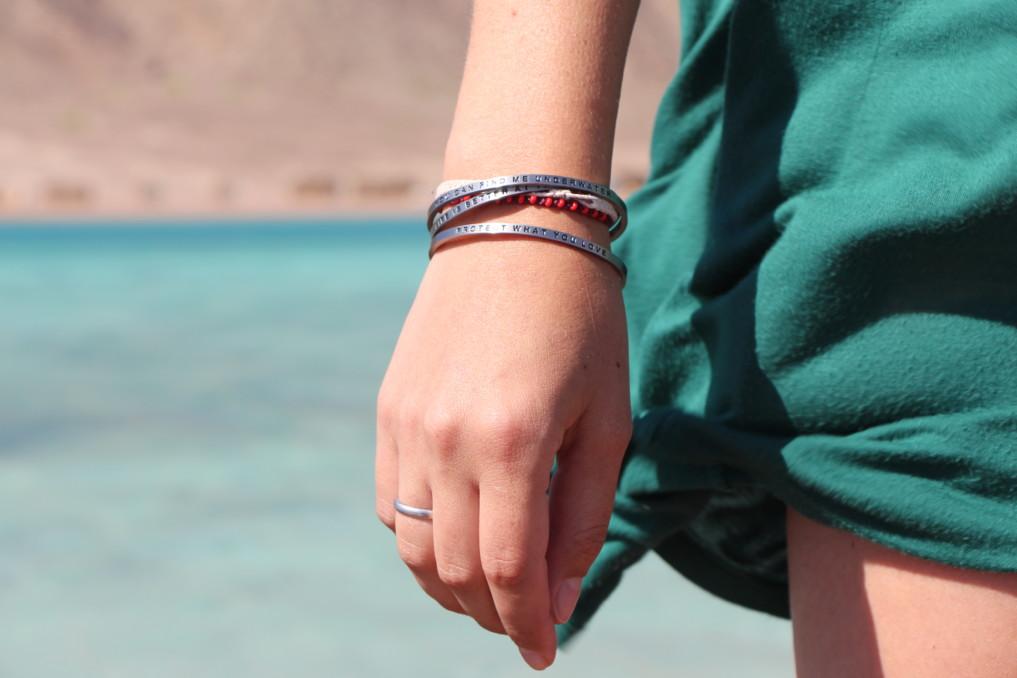 BIRU BIRU Armband