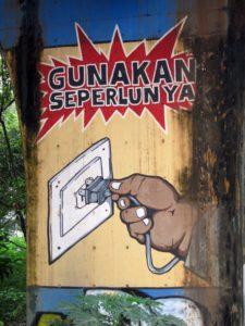 Abzockgefahr in Jakarta