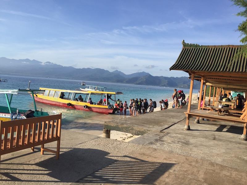 Reisen mit Kindern Indonesien