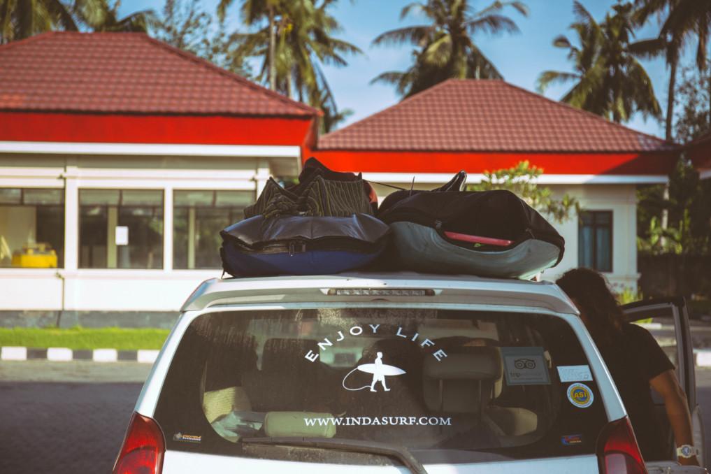 Indasurf Surfcamp Bali