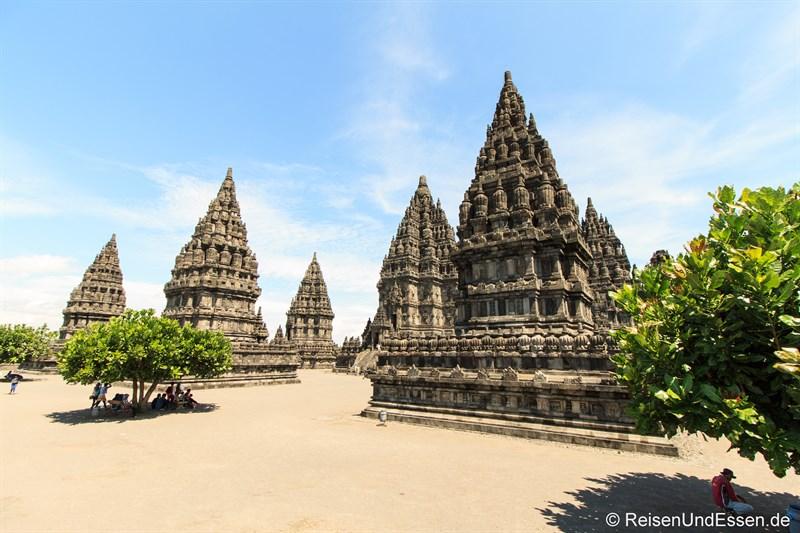 Prambanan Java Indonesien